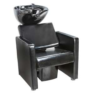 558B4 Friseur-Waschanlage