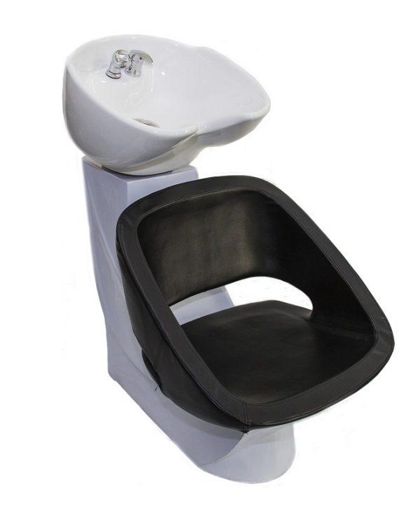 43002 Friseur-Waschanlage mit Stuhl
