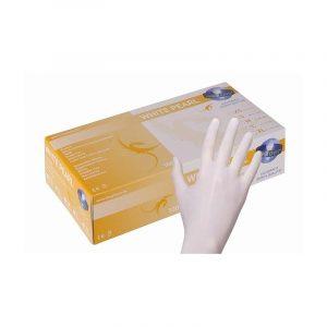 Handschuhe Nitril weiß