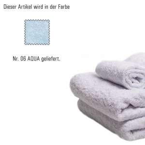 Handtuch-aqua