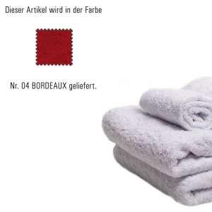 Handtuch-bordeaux