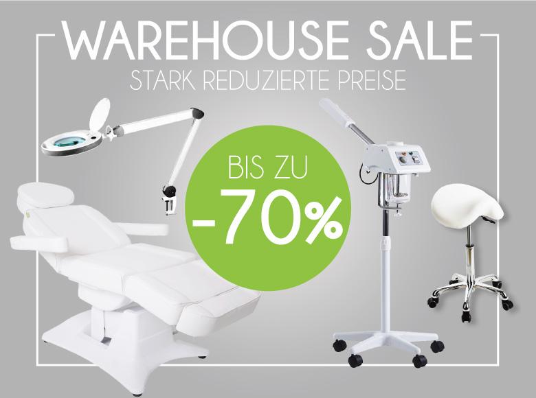 warhouse sale