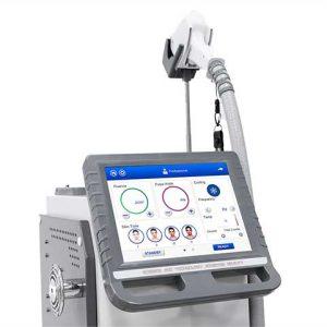 Capella Pro – Vertical Dioden Laser Technologie5