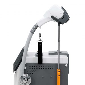 Capella Pro – Vertical Dioden Laser Technologie6